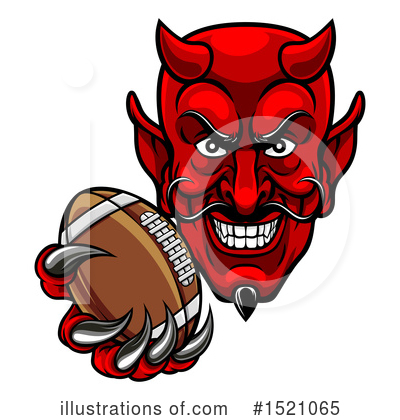 Devil Clipart #1521065 by AtStockIllustration