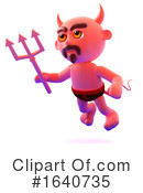 Devil Clipart #1640735 by Steve Young