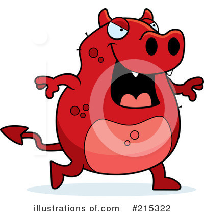 Devil Clipart #215322 by Cory Thoman