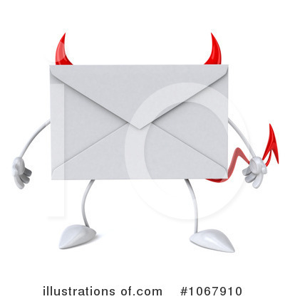 Email Clipart #1067910 by Julos