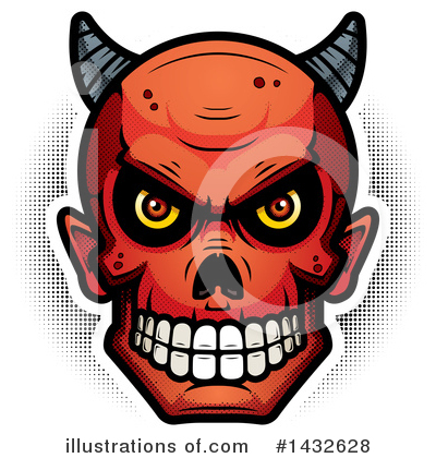 Devil Clipart #1432628 by Cory Thoman