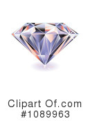 Diamond Clipart #1089963 by michaeltravers