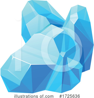 Diamond Clipart #1725636 by Vector Tradition SM