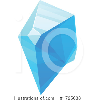 Diamond Clipart #1725638 by Vector Tradition SM