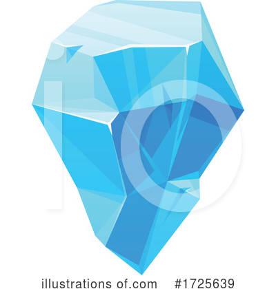 Diamond Clipart #1725639 by Vector Tradition SM