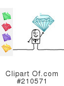 Diamonds Clipart #210571