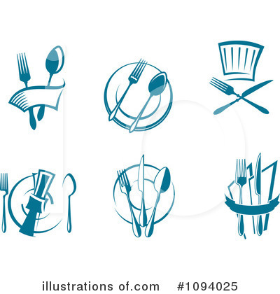 Chef Hat Clipart #1094025 by Vector Tradition SM