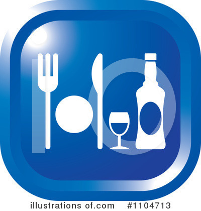 Dining Clipart #1104713 by Lal Perera