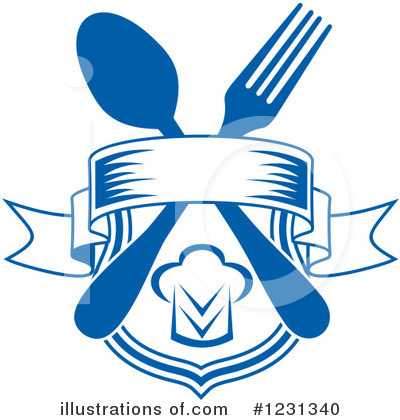 Restaurant Clipart #1231340 by Vector Tradition SM