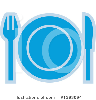 Royalty-Free (RF) Dining Clipart Illustration by Lal Perera - Stock Sample #1393094