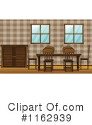 Dining Room Clipart #1162939 by Graphics RF