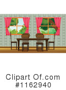 Dining Room Clipart #1162940 by Graphics RF