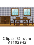 Dining Room Clipart #1162942 by Graphics RF