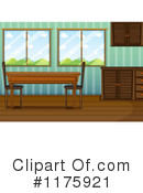 Dining Room Clipart #1175921 by Graphics RF