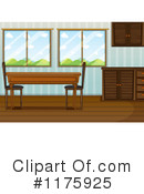 Dining Room Clipart #1175925 by Graphics RF