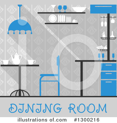 Furniture Clipart #1300216 by Vector Tradition SM