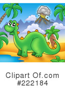 Dino Clipart #222184 by visekart