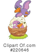 Dinos Clipart #220646 by visekart