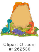 Dinosaur Clipart #1262530 by BNP Design Studio