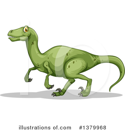 Dinosaur Clipart #1379968 by Graphics RF