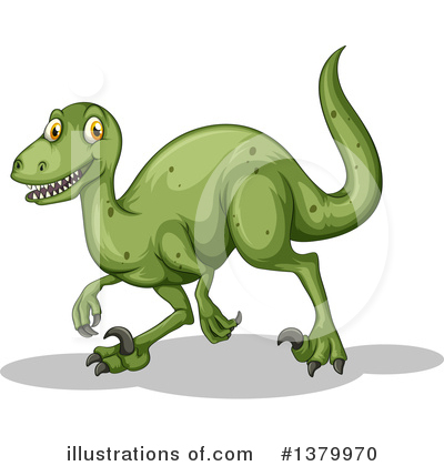 Dinosaur Clipart #1379970 by Graphics RF
