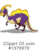 Dinosaur Clipart #1379973 by Graphics RF
