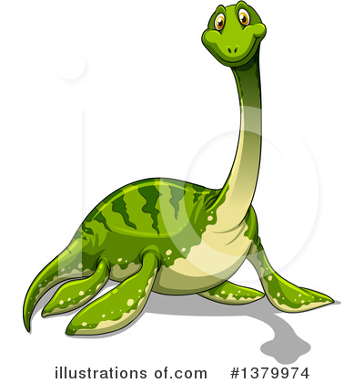 Dinosaur Clipart #1379974 by Graphics RF