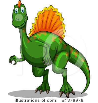Dinosaur Clipart #1379978 by Graphics RF