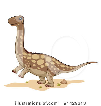 Dinosaur Clipart #1429313 by BNP Design Studio