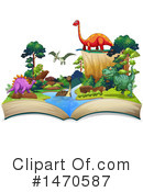 Dinosaur Clipart #1470587 by Graphics RF