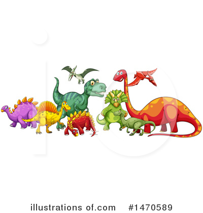 Stegosaurus Clipart #1470589 by Graphics RF