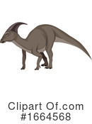Dinosaur Clipart #1664568 by Morphart Creations