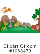 Dinosaurs Clipart #1063473