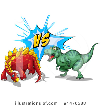 Stegosaurus Clipart #1470588 by Graphics RF