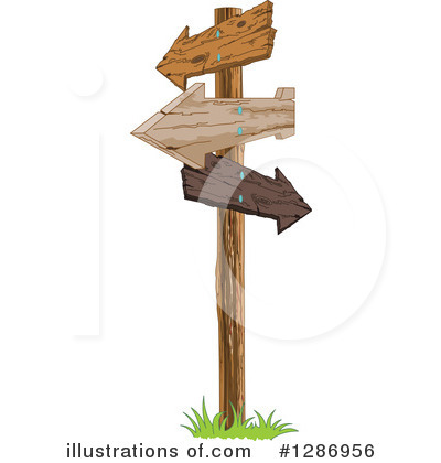 Crossroads Clipart #1286956 by Pushkin