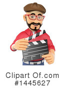 Director Clipart #1445627 by Texelart