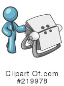 Directory Clipart #219978 by Leo Blanchette