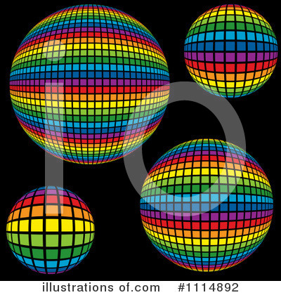 Disco Clipart #1114892 by dero