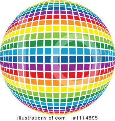 Disco Clipart #1114895 by dero