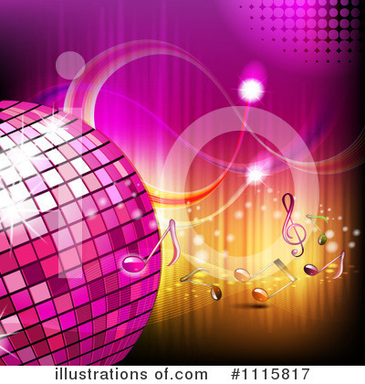 Disco Ball Clipart #1115817 by merlinul