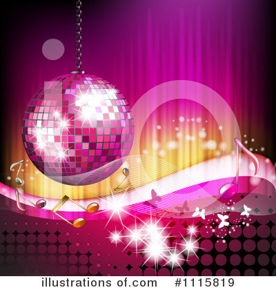 Disco Ball Clipart #1115819 by merlinul