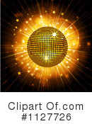 Disco Ball Clipart #1127726 by elaineitalia