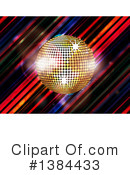 Disco Ball Clipart #1384433 by elaineitalia