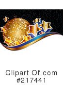 Disco Ball Clipart #217441 by MilsiArt