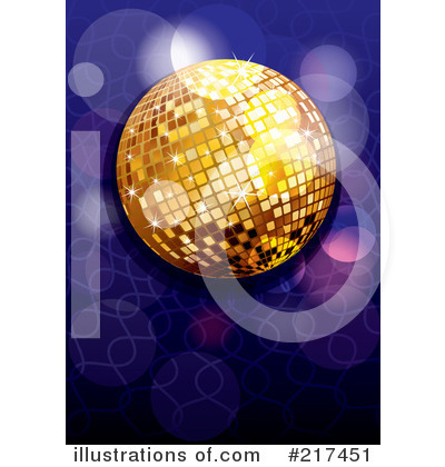 Disco Clipart #217451 by MilsiArt