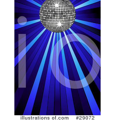 Disco Ball Clipart #29072 - Illustration by elaineitalia