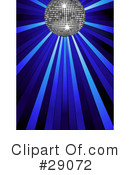 Disco Ball Clipart #29072