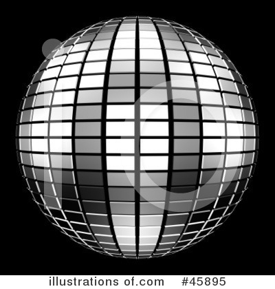 Disco Ball Clipart #45895 by ShazamImages
