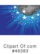 Disco Ball Clipart #46383 by elaineitalia