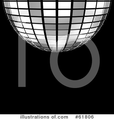 Disco Ball Clipart #61806 by ShazamImages
